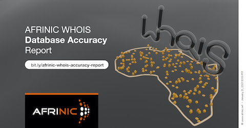 Report on AFRINIC's WHOIS Database Accuracy