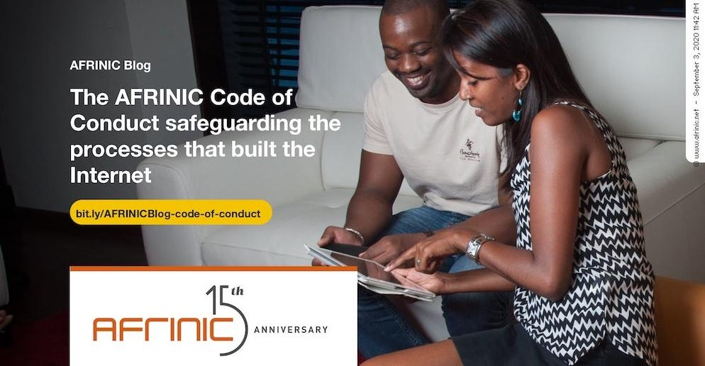 The code of conduct: safeguarding the processes that built the Internet