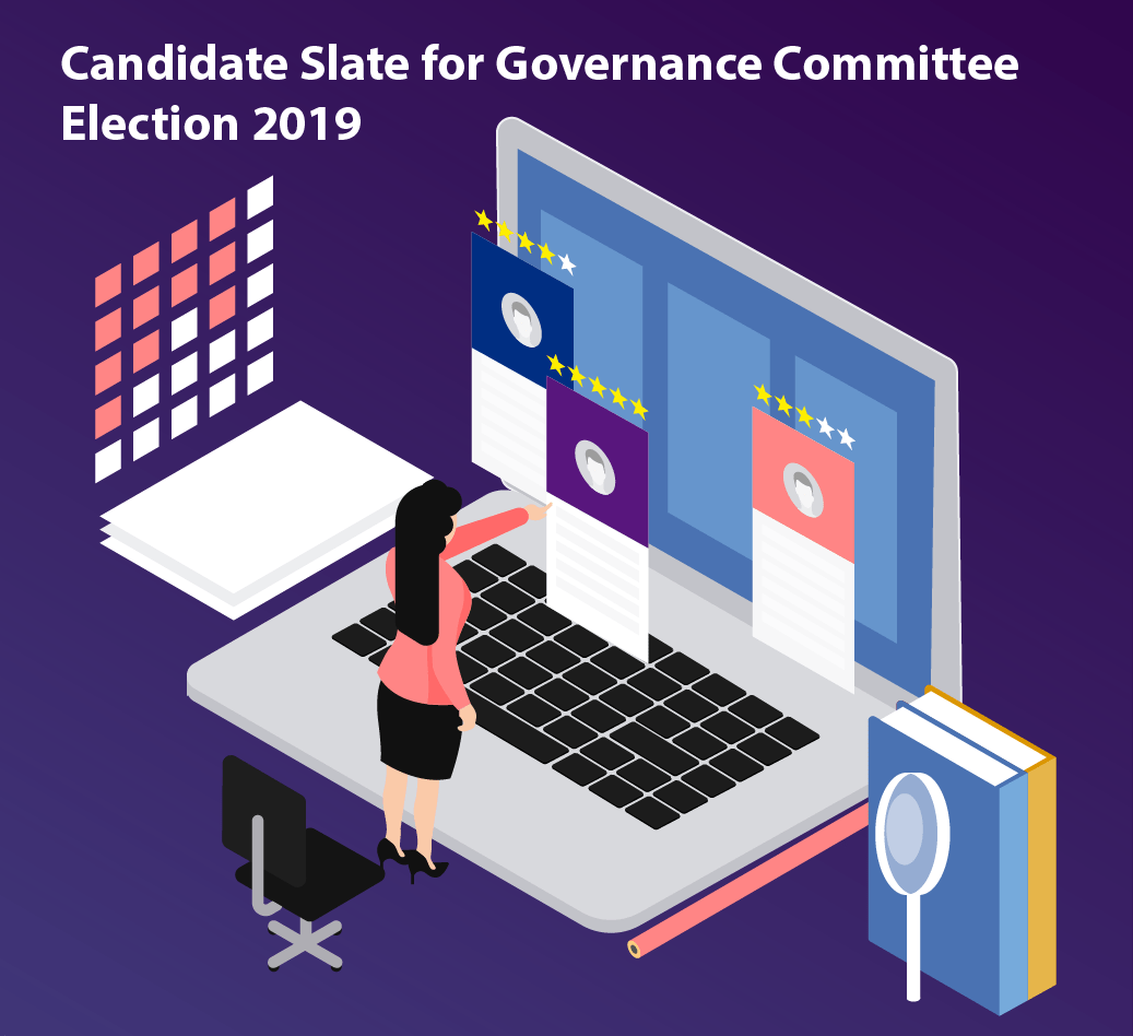 Candidate Slate for Governance Committee Election 2019